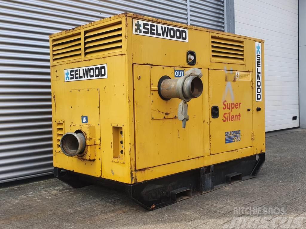 Selwood WATERPUMPS Seltorque 150