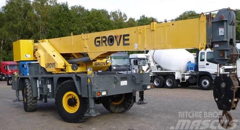 Grove RT 530
