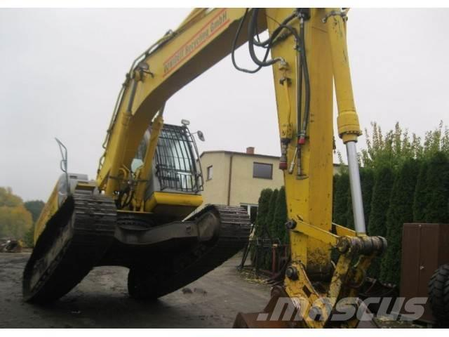 New Holland E215 KOBELCO