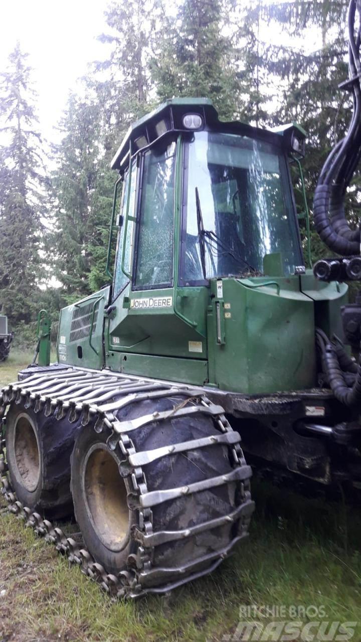 Timberjack 1110 D