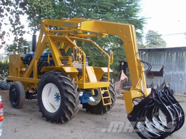 Ford 6600, Other agricultural machines