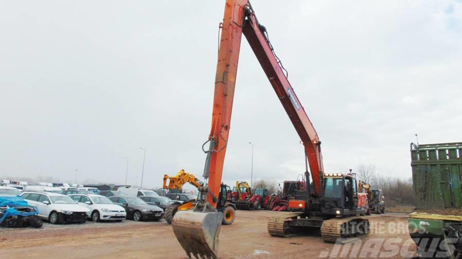 Doosan DX 300 LC-5 SLR ,31t ,  Long reach 17,5m