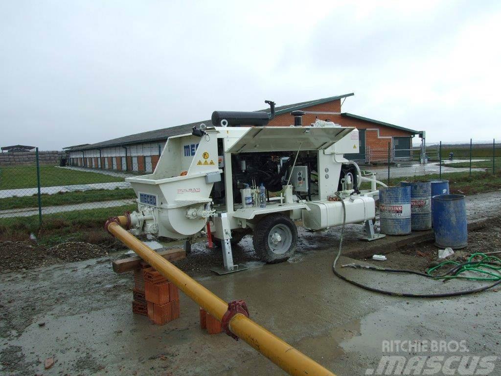 [Other] Mecbo-IVECO Mecbo CAR 64-p betonska pumpa