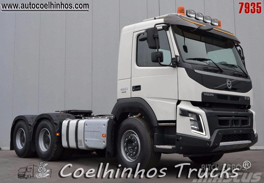 Volvo FMX 420 // 6x4
