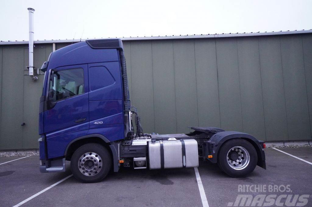 Volvo FH 420 ADR EURO 6 599.000KM
