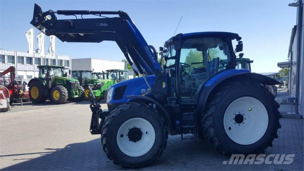 New Holland T6120