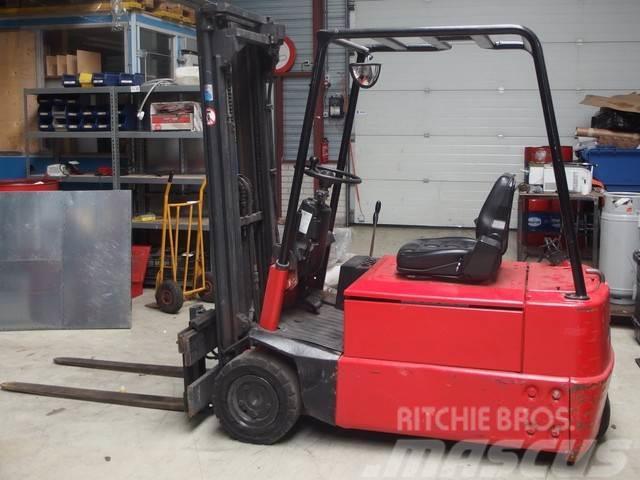 Linde Forklift truck electric Linde 1993