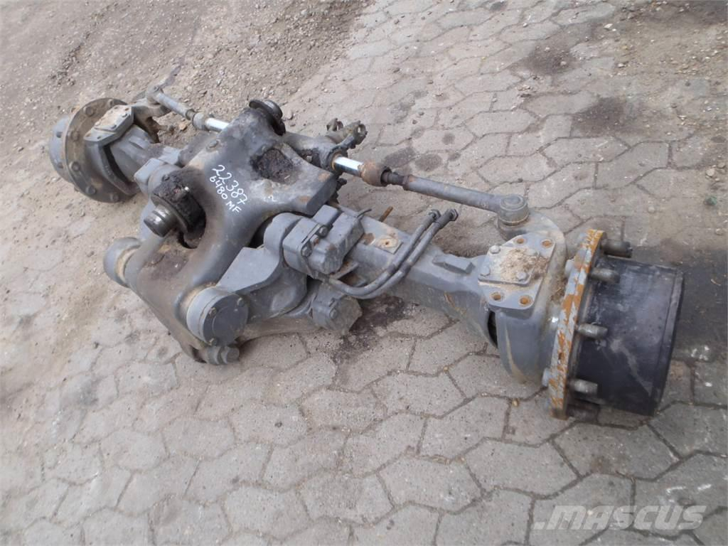 [Other] Front axle Massey Ferguson 6480