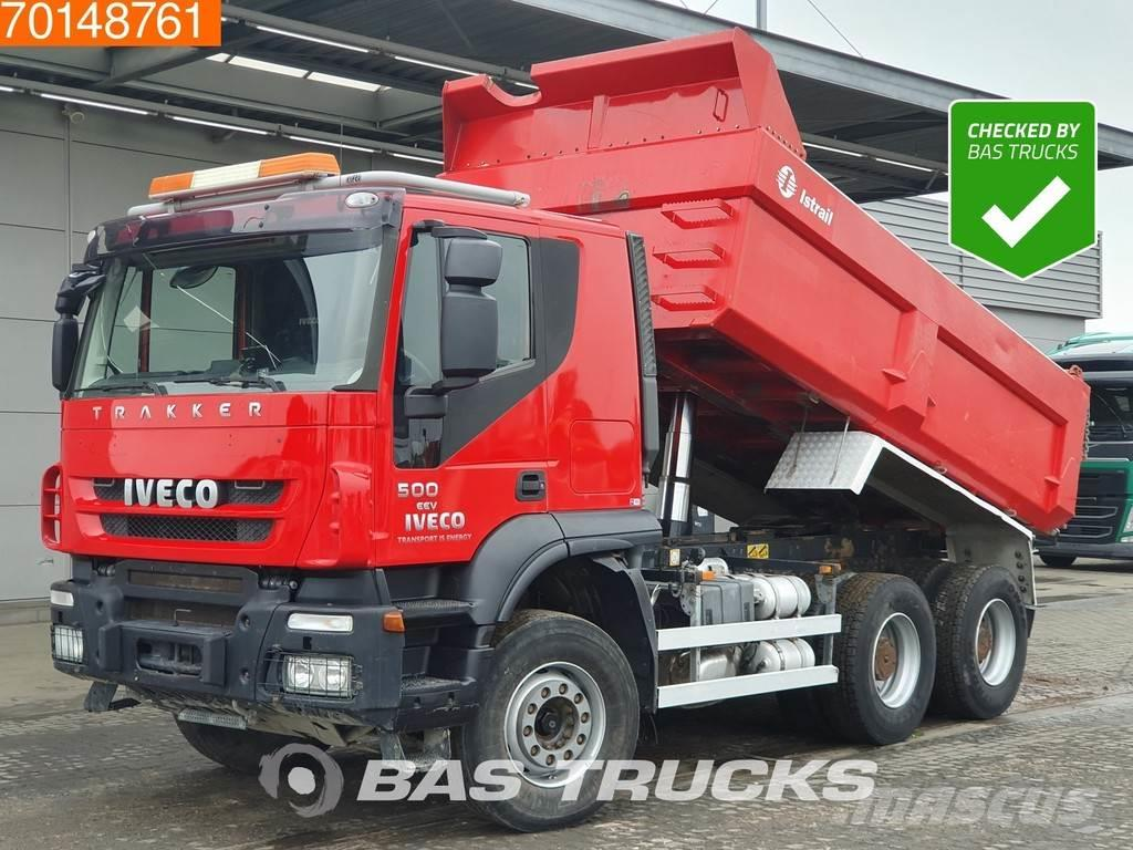 Iveco Trakker 500 6X4 500HP Intarder Big-Axle Steelsuspe