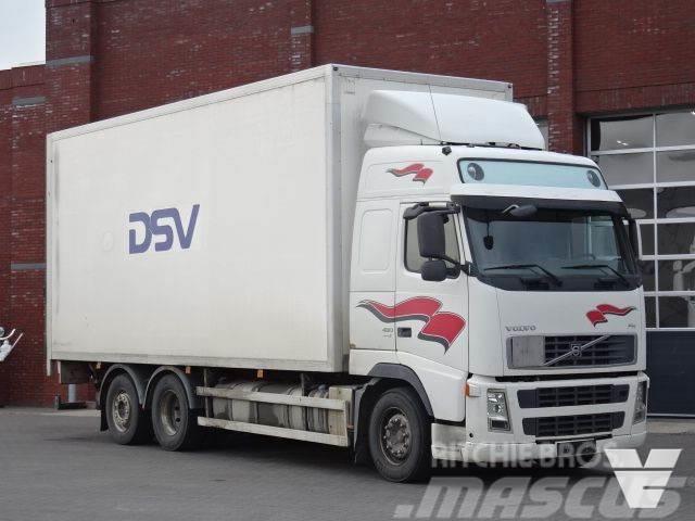 Volvo FH13.480 6x2 Box truck side doors - Euro 5 - Full