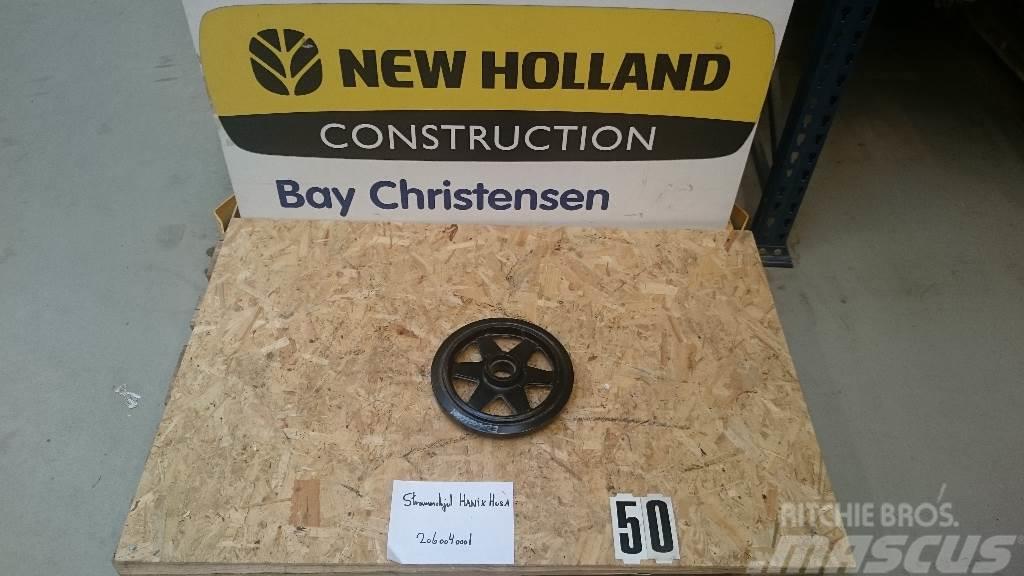 Hanix H08A Strammehjul