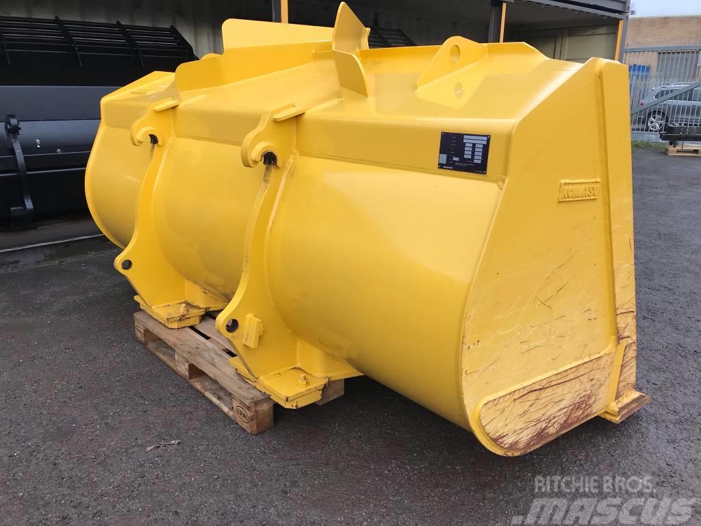 Komatsu Volvo- Case-JCB 3.35m Gp bucket