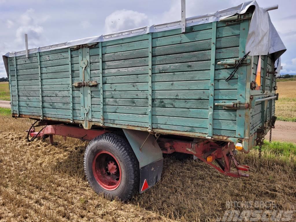 Lastbilsbakände Volvo