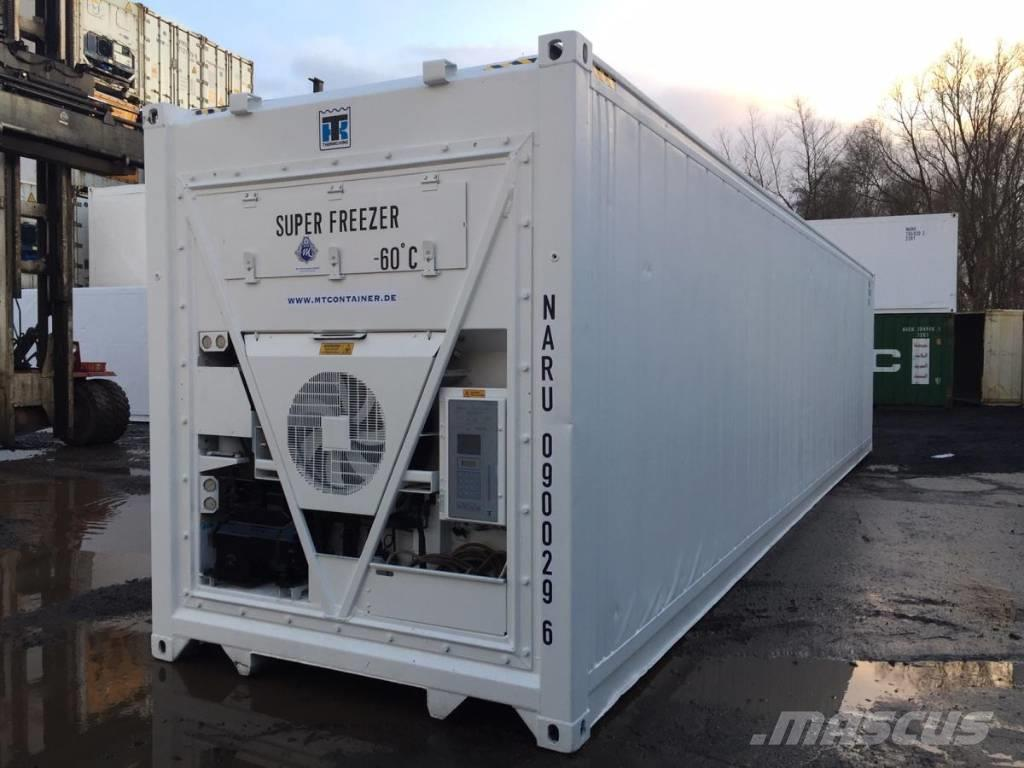 Thermo King Super Freezer Reefer Container -60 °C