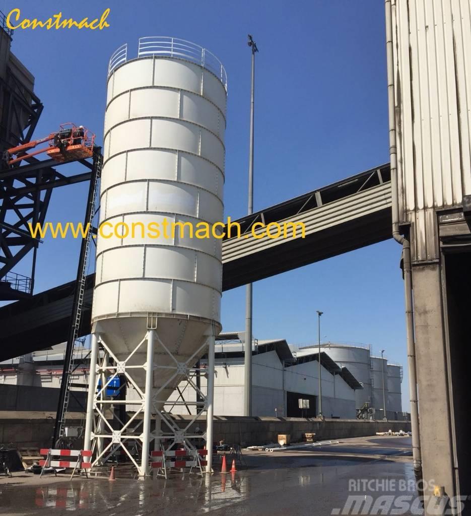 Constmach 500 Tonnes Capacity Cement Silo 2018 Concrete