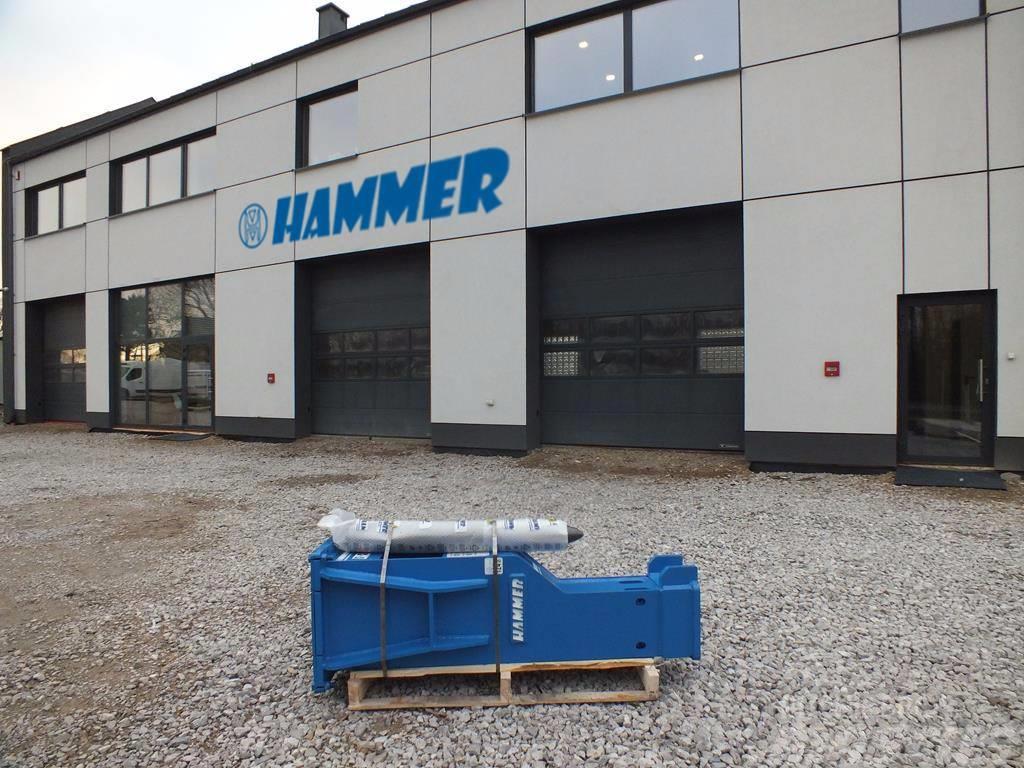Hammer HM 1300 Hydraulic breaker 1300kg