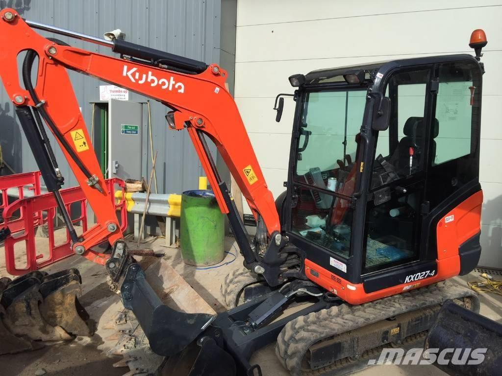 Kubota KX027-4