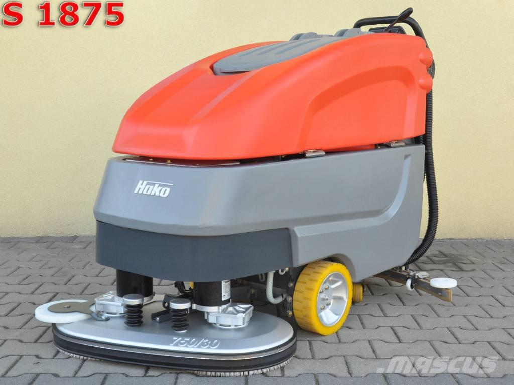 [Other] Scrubber dryer HAKO B90