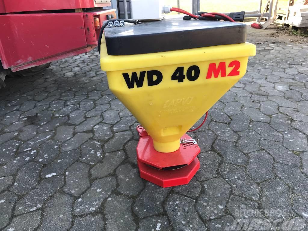 APV saltspreder WD 40 M2