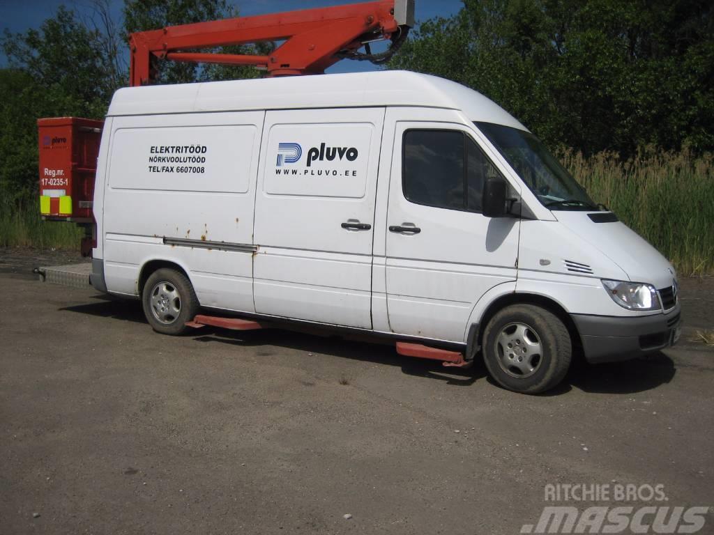 Mercedes-Benz Sprinter 313 CTE PSA 14M