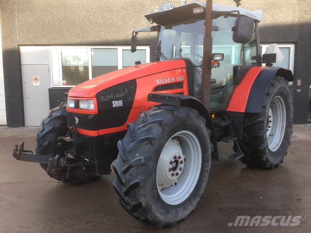 Same Tractor Models : Used same silver tractors year price