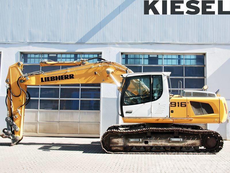 Liebherr R 916 LC Advanced