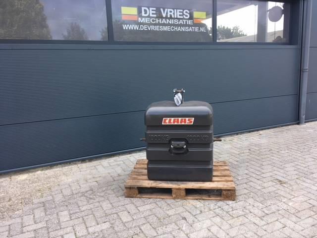 CLAAS 1000kg