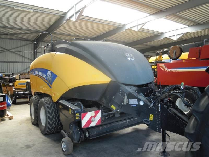 New Holland BB 1290 Silage