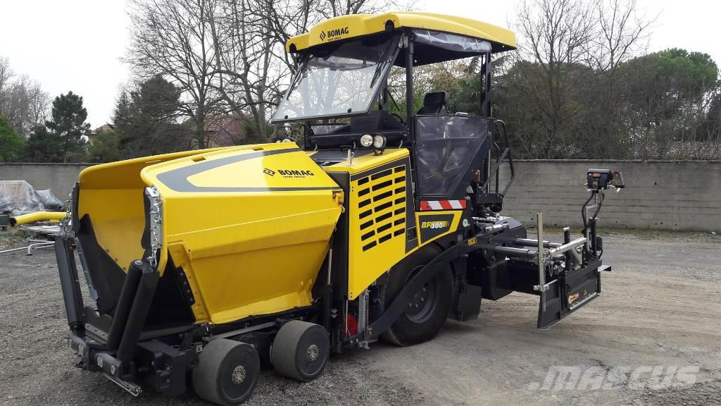 Bomag BF 300 P-2 S340-2 TV