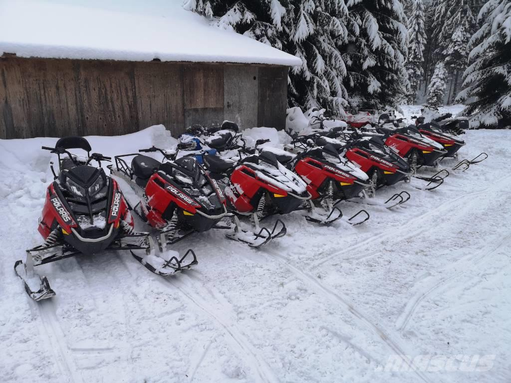 Polaris SNOWMOBILE FLEET FOR SALE 2015 Indy Voyager 550
