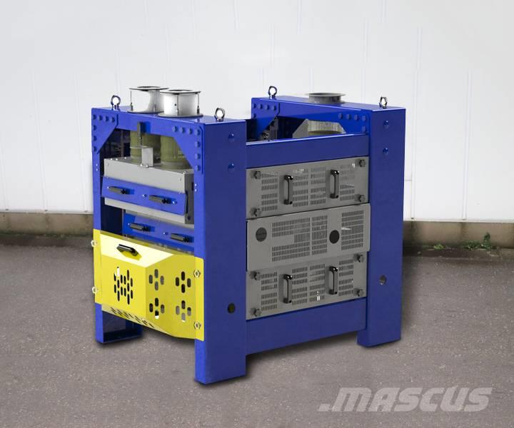 [Other] Sieve grain cleaner BISS 25 t/h