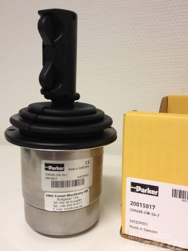 [Other] MINISPAK ICM 435 , ICM 425 PARKER Styrspakar