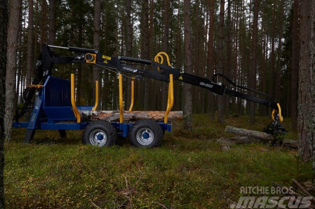 Vreten 1000 skogsvagn