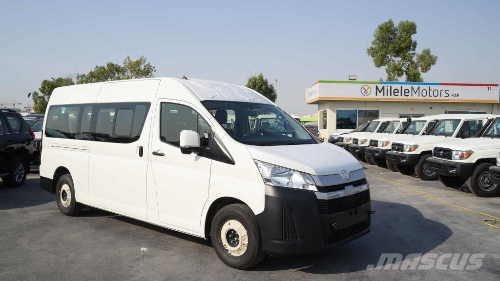 Toyota Hiace High Roof 2.8L