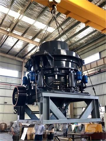 Kinglink HPY cone crusher HPY200 rock crushing