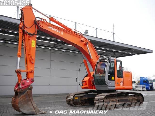 Hitachi ZX225USLC Nice and clean German machine