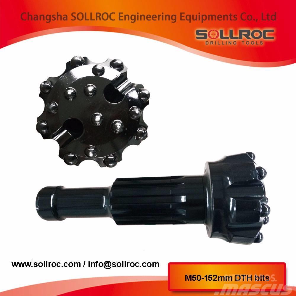 Sollroc M50, QL50, DHD350, COP54