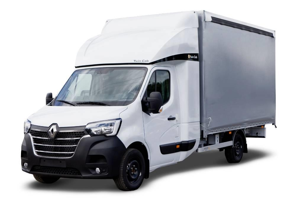 Renault Master Twincab adjustable h. roof