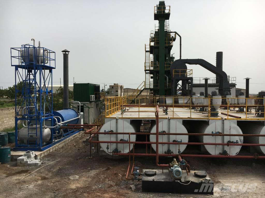 Xuetao Асфальтобетонные заводы-Thermal Oil Heater