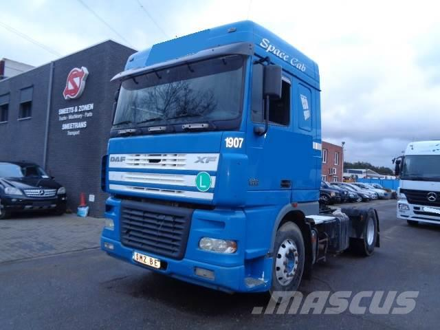 DAF 95 XF 430 spacecab Aut. FREE delivery!(port)