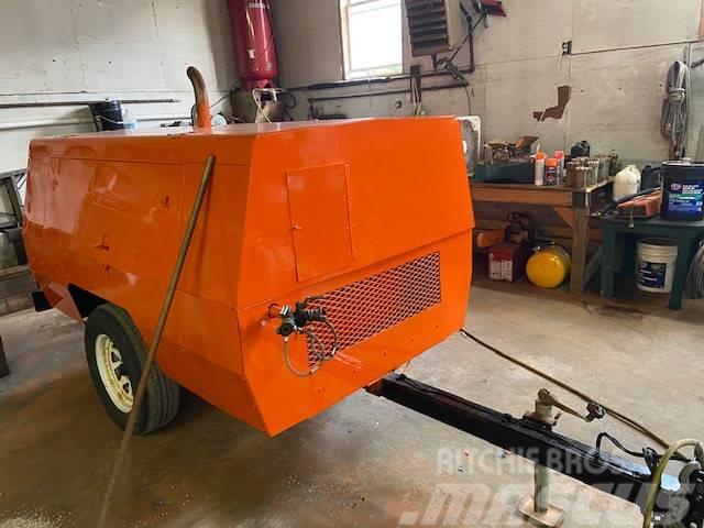 Sullair 210 Compressor
