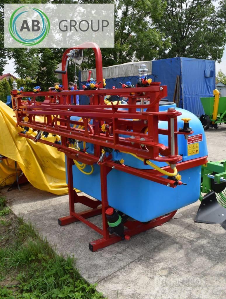 Biardzki Mounted sprayer 500l 12m/Anbauspritze/Pulverizador