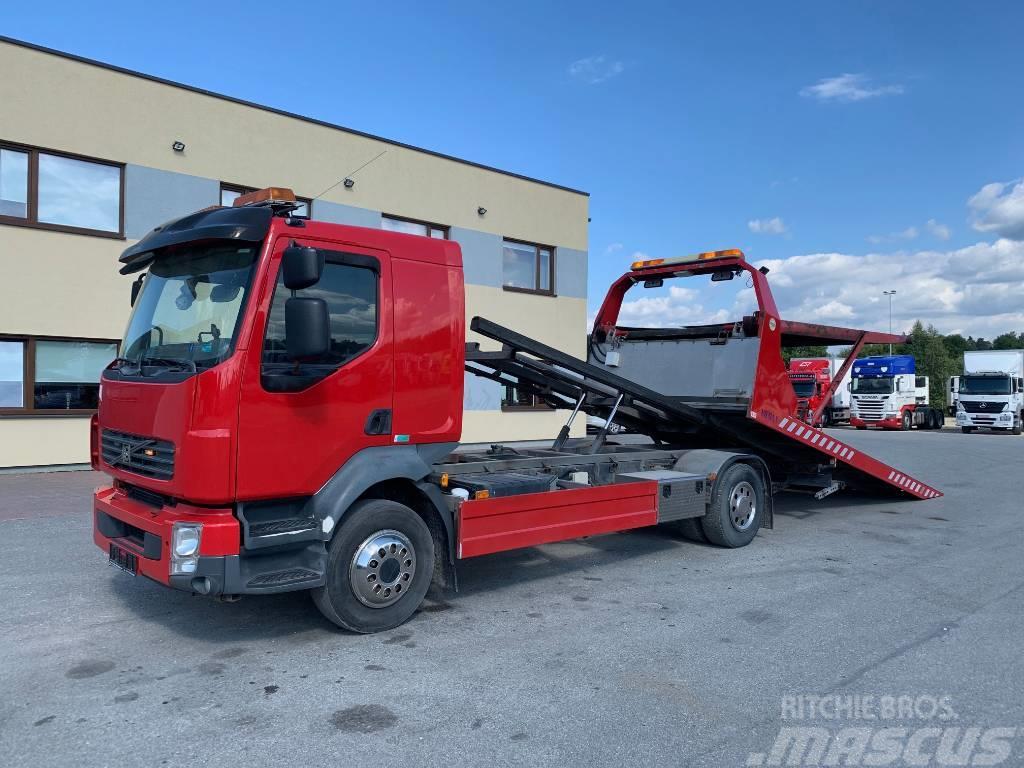 Volvo FL240 4X2+2X WINCH+DOUBLE STOCK+EURO5