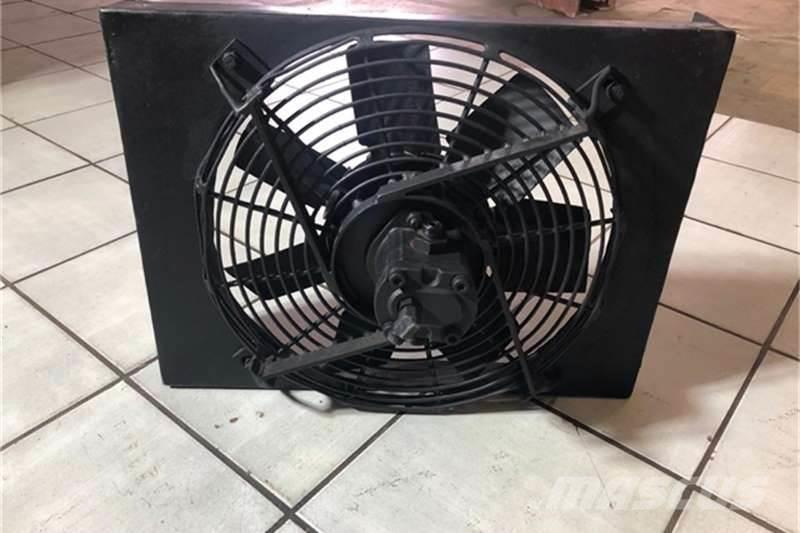 [Other] Other Radiator Cooling Fan Hydraulic Driven