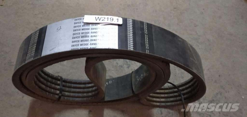 [Other] Scrapers Belt 308040030