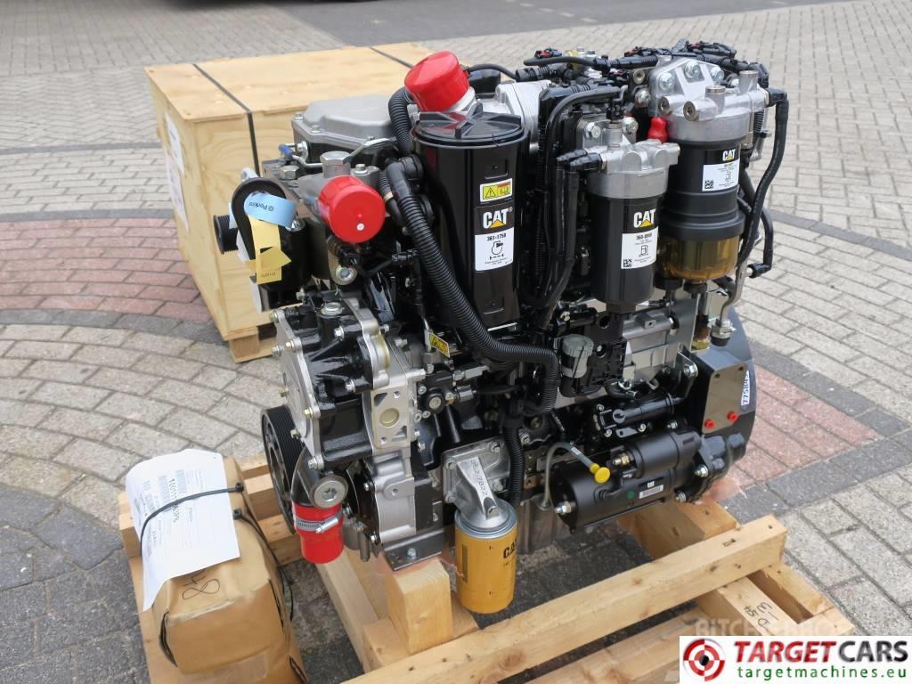 Caterpillar C4.4 Diesel engine 4544421 3836 106KW 4-Cyl NEW
