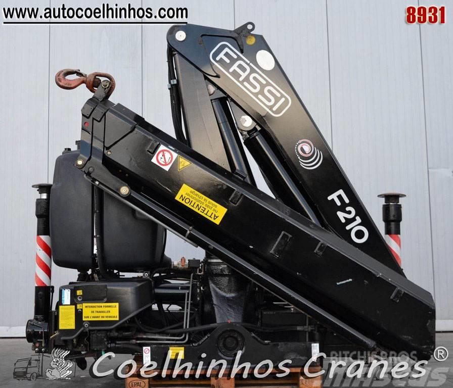 Fassi F210XP-A22