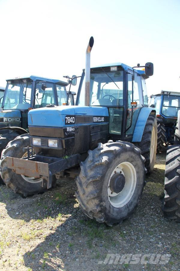 New Holland 7840 SL