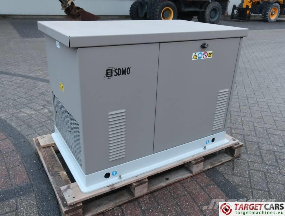 Sdmo RES13EC Gas 11.6KVA 230V GENERATOR NEW UNUSED