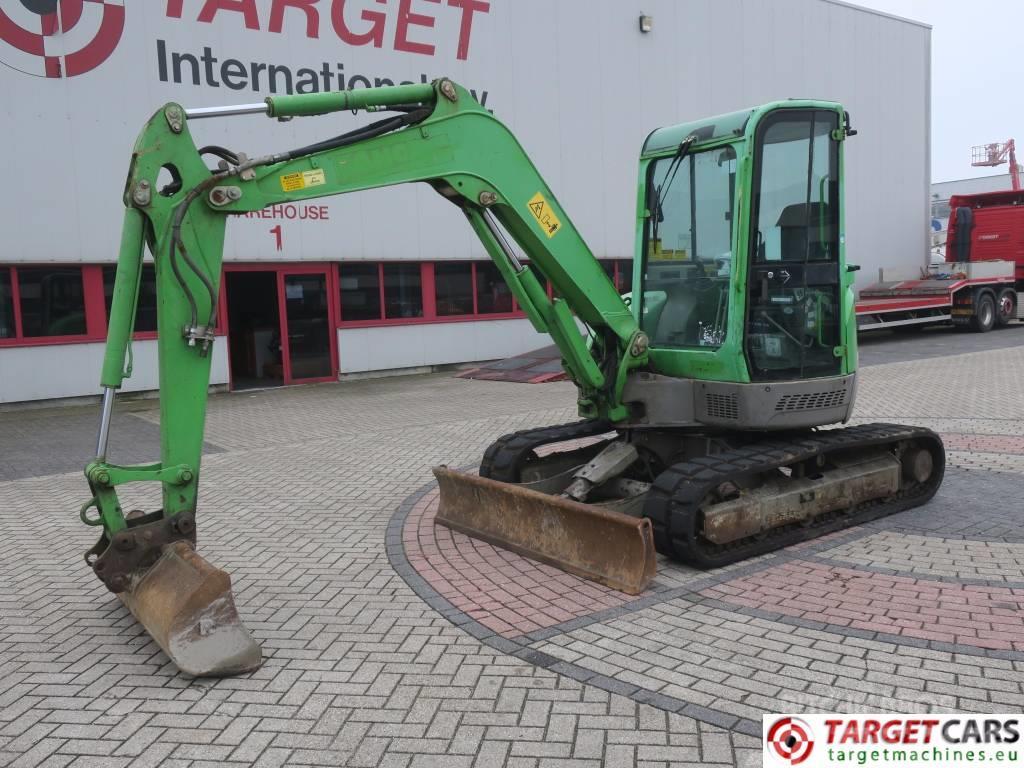 Yanmar VIO45 4.5T Mini Excavator VIO45CR w/3-buckets